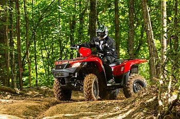 2017 Suzuki KingQuad 500 for sale 200374155